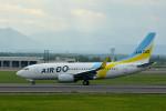 777rainさんが、新千歳空港で撮影したAIR DO 737-781の航空フォト(写真)