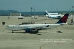 かみきりむしさんが、中部国際空港で撮影したデルタ航空 A330-223の航空フォト(写真)