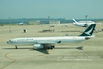 かみきりむしさんが、中部国際空港で撮影したキャセイパシフィック航空 A330-343Xの航空フォト(写真)