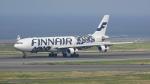 せせらぎさんが、中部国際空港で撮影したフィンエアー A340-313Xの航空フォト(写真)
