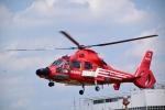 Miyabi24さんが、東京ヘリポートで撮影した東京消防庁航空隊 AS365N3 Dauphin 2の航空フォト(写真)