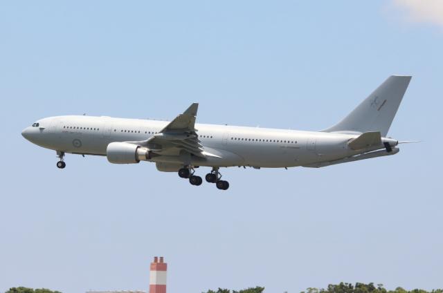 オーストラリア空軍 Airbus A330-200 A39-001 嘉手納飛行場  航空フォト | by Koenig117さん