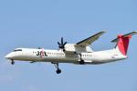 turenoアカクロさんが、福岡空港で撮影した日本エアコミューター DHC-8-402Q Dash 8の航空フォト(写真)