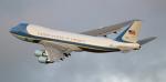 JRF spotterさんが、伊丹空港で撮影したアメリカ空軍 VC-25A (747-2G4B)の航空フォト(写真)