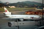 チャーリーマイクさんが、福岡空港で撮影した日本航空 DC-10-40の航空フォト(写真)