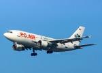 bigfoot11さんが、仁川国際空港で撮影したPCエアー A310-222の航空フォト(写真)