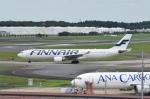 Timothyさんが、成田国際空港で撮影したフィンエアー A330-302Xの航空フォト(写真)