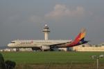 しかばねさんが、仁川国際空港で撮影したアシアナ航空 A321-231の航空フォト(写真)