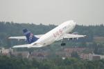 pringlesさんが、チューリッヒ空港で撮影したULS・エアライン・カーゴ A310-308(F)の航空フォト(写真)