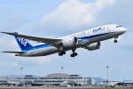 turenoアカクロさんが、高松空港で撮影した全日空 787-881の航空フォト(写真)