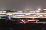 岡崎美合さんが、羽田空港で撮影したエールフランス航空 777-328/ERの航空フォト(写真)