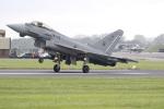 チャッピー・シミズさんが、フェアフォード空軍基地で撮影したスペイン空軍 EF-2000 Typhoonの航空フォト(写真)