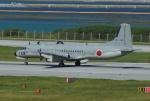 やまっちさんが、那覇空港で撮影した航空自衛隊 YS-11A-402EBの航空フォト(写真)