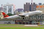 Eric Chenさんが、高雄国際空港で撮影したトランスアジア航空 A321-131の航空フォト(写真)