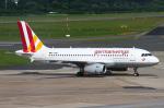 りんたろうさんが、ハンブルク空港で撮影したジャーマンウィングス A319-132の航空フォト(写真)