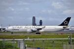 sonnyさんが、成田国際空港で撮影したルフトハンザドイツ航空 A340-313Xの航空フォト(写真)