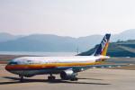 菊池 正人さんが、長崎空港で撮影した日本エアシステム A300B4-2Cの航空フォト(写真)
