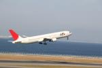 職業旅人さんが、中部国際空港で撮影した日本航空 767-346の航空フォト(写真)