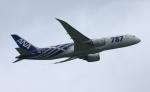 MOHICANさんが、成田国際空港で撮影した全日空 787-881の航空フォト(写真)