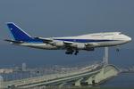 つみネコ♯2さんが、関西国際空港で撮影した全日空 747-481(D)の航空フォト(写真)