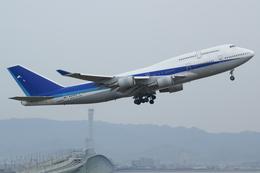 つみネコ♯2さんが、関西国際空港で撮影した全日空 747-481の航空フォト(写真)