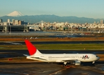 フリューゲルさんが、羽田空港で撮影した日本航空 767-246の航空フォト(写真)