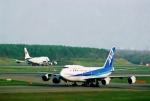 Koba UNITED®さんが、新千歳空港で撮影した全日空 747-481(D)の航空フォト(写真)