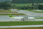 pringlesさんが、チューリッヒ空港で撮影したエア・バルティック DHC-8-402Q Dash 8の航空フォト(写真)