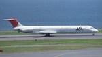 tsukatakuさんが、羽田空港で撮影したJALエクスプレス MD-81 (DC-9-81)の航空フォト(写真)