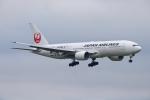 おぺちゃんさんが、新千歳空港で撮影した日本航空 777-289の航空フォト(写真)