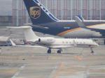 White Pelicanさんが、関西国際空港で撮影したユタ銀行 G-V-SP Gulfstream G550の航空フォト(写真)