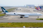 JA8961RJOOさんが、関西国際空港で撮影したキャセイパシフィック航空 A330-343Xの航空フォト(写真)