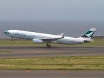 Mame @ TYOさんが、中部国際空港で撮影したキャセイパシフィック航空 A330-342Xの航空フォト(写真)