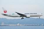 Wings Flapさんが、関西国際空港で撮影した日本航空 777-246/ERの航空フォト(写真)