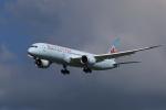 多楽さんが、成田国際空港で撮影したエア・カナダ 787-9の航空フォト(写真)