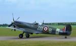 リックさんが、コスフォード空軍基地で撮影した不明 Spitfireの航空フォト(写真)