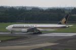 MOHICANさんが、成田国際空港で撮影したシンガポール航空 777-212/ERの航空フォト(写真)