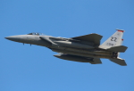 Koenig117さんが、嘉手納飛行場で撮影したアメリカ空軍 F-15C Eagleの航空フォト(写真)