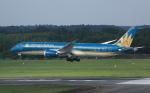 MOHICANさんが、成田国際空港で撮影したベトナム航空 787-9の航空フォト(写真)