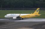 MOHICANさんが、成田国際空港で撮影したバニラエア A320-214の航空フォト(写真)