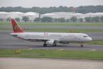 blueskyさんが、成田国際空港で撮影したトランスアジア航空 A321-131の航空フォト(写真)