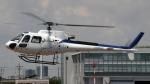 トブノビッチーさんが、東京ヘリポートで撮影したディーエイチシー AS350B3 Ecureuilの航空フォト(写真)