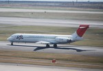 tsukatakuさんが、羽田空港で撮影した日本航空 MD-87 (DC-9-87)の航空フォト(写真)