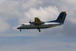yousei-pixyさんが、那覇空港で撮影した琉球エアーコミューター DHC-8-103Q Dash 8の航空フォト(写真)