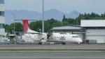 Koj-skadb1621_2116さんが、鹿児島空港で撮影した日本エアコミューター DHC-8-402Q Dash 8の航空フォト(写真)