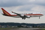 マリオ先輩さんが、横田基地で撮影したカリッタ エア 747-481F/SCDの航空フォト(写真)