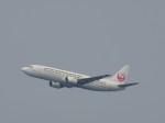 toyokoさんが、那覇空港で撮影した日本トランスオーシャン航空 737-4Q3の航空フォト(写真)