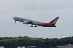 pringlesさんが、成田国際空港で撮影したアシアナ航空 767-38EF/ERの航空フォト(写真)
