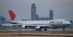 tsukatakuさんが、成田国際空港で撮影した日本航空 747-246F/SCDの航空フォト(写真)