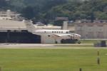 Koenig117さんが、嘉手納飛行場で撮影したアメリカ陸軍 C-12F-1 Huron (B200C)の航空フォト(写真)